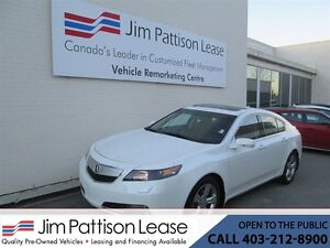 2012 Acura TL 3.7L AWD Elite Sedan w/ NAV & B.U. Camera