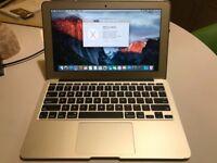 Macbook Air 11 2014 - 1.4Ghz Intel Core i5 - 4GB Ram, 128GB SSD
