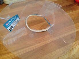 Buster Classic Transparent Cat Collar 12.5cm