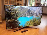 "Samsung UE55H6240 55"" Full HD 1080p 3D Smart LED TV with build in Freeview HD and Wi-Fi"