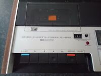 Sony TC-134SD STEREO CASSETTE DECK, SUPERB CONDITION, RECENTLY SERVICED.