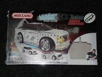 Meccano radio controlled car