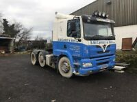 2003 Foden 6x2 450 Cat Engine No VAT