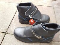 Safety Boots size 9 fire welder shoes