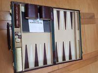"15"" Backgammon Set"