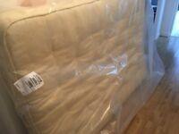 Double firm mattress