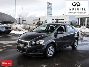 2015 Chevrolet Sonic (4) LT - 6AT Back-up Camera, *Automatic*!