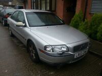 volvo s80 auto starts and drives fine mot till next year some service history leather heated seats