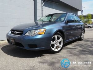 2006 Subaru Legacy 2.5 i Limited! Only 99000kms!