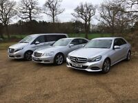 Chauffeur services - call or email for a quote