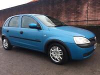 2002 Vauxhall Corsa 1.0, 130k, MOT June 2018, px to clear