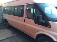 Ford Transit Minibus £850 needs work done