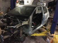 Vw Golf mk5 3dr Spares Body Shell Seats