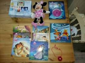 Disney Toy and book bundle