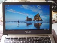 "ASUS Zenbook UX32A 13.3"" 500GB 24GB SSD, Intel Core i5, 1.7GHz, 4GB WIN10 Pro"