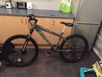 kona shread jump bike / mountain bike