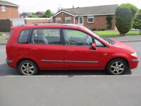 MAZDA PREMACY GSI 2001(Y) 72783 Miles. One Owner from New