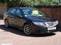 FIANANCE AVIALBLE !!! 2008 SAAB 9-3 1.9 TiD VECTOR SPORT, 6 SPEED, FSH, 1 YEAR MOT, AA WARRANTY