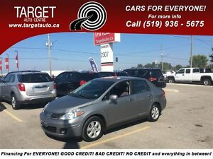 2007 Nissan Versa 1.8 SL, Low Kms Very Clean Great on Gas !!!