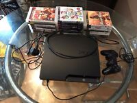 Playstation 3 - 22 Games - 1 Controller