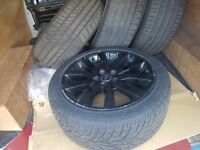 """Bargainn!! 20"""" Range Rover Sport with All very good tread only £450"""