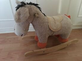 Beautiful High Quality Rocking Horse.