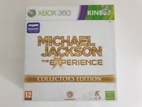 Collector's Edition: Michael Jackson Game + Microphone + T-Shirt - For Xbox 360 Kinect