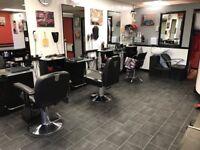 Established barber shop business for sale in Southampton £32,500
