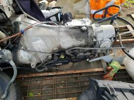 Mercedes 722.5 gearbox from E320 petrol w210 code 129 271 24 01