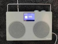 John Lewis Spectrum Radio, Grey