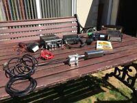 ASSORTED CB RADIO ITEMS