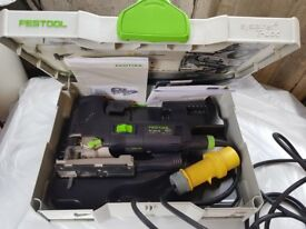 FESTOOL DRILL AND JIGSAW FOR SALE