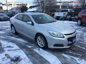 2015 Chevrolet Malibu 4 DR Low Mileage