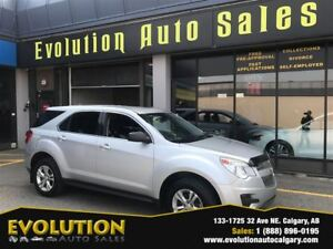 2011 Chevrolet Equinox AWD, EASY FINANCING !!