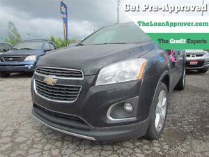2013 Chevrolet Trax LTZ * AWD * LEATHER * POWR ROOF * CAM