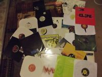 35 DnB records. Lot for £20