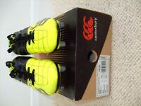 Canterbury Kids Rugby Boots - Size UK 13