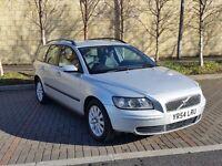 54reg Volvo V50 2.0 D S Estate - JUST SERVICED + MOT TO 19/03/18