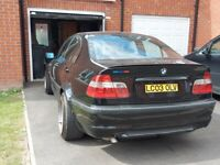 BMW, 3 SERIES, Saloon, 2003, Manual, 1995 (cc), 4 doors