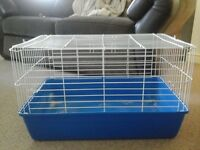 Small guinea pig/ rabbit cage