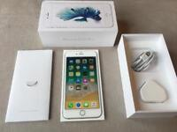 IPhone 6s Plus - unlocked - 64gb - boxed - silver
