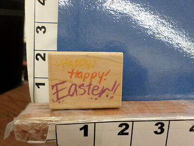 saying happy easter holiday rubber stamp (Happy Easter Sayings)