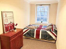 Double room, Marylebone, Regent's Park, Baker St, Hyde Park, central London, Edgware Road, Oxford