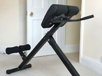 Hyperextension Bench (foldable)