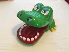 Crocodile Dentist Teeth Game