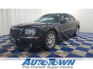 2010 Chrysler 300C ACCIDENT FREE/LEATHER/SUNROOF/HTD SEATS