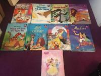 Disney books / fairy stories