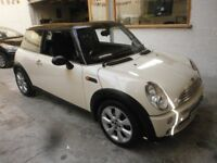 2006 MINI HATCH 1.6 COOPER 3DOOR, HATCHBACK, SERVICE HISTORY, CLEAN CAR, DRIVES NICE, HPI CLEAR