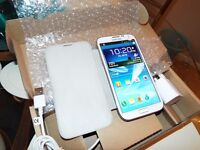 Samsung Galaxy Note II 16GB T889 T-Mobile Android mobile phone - White