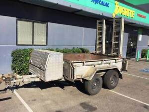 Tandem Axle Box / Plant Trailer 1TKR320 Welshpool Canning Area Preview